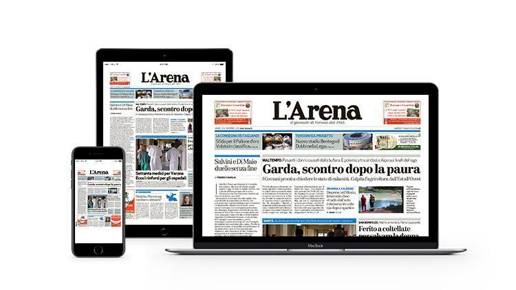 L'Arena edizione digital