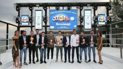 Premiazione «Pallone d'Oro»<br/>2019 - Brescia