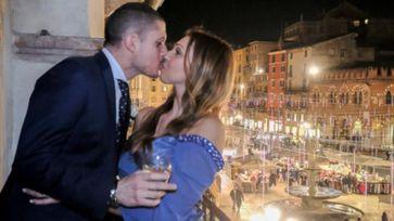Verona primo bacio