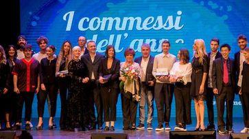 Al Teatro Nuovo la Premiazione - «I commessi dell'anno 2018»