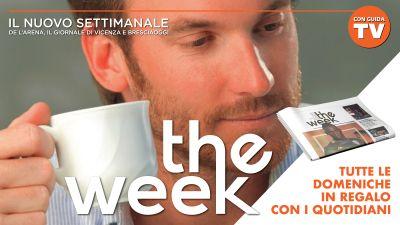 In edicola tutte le domeniche The Week, il nuovo settimanale