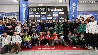 Premiazione «Gran Premio<br/>Bresciaoggi» 15 ª edizione