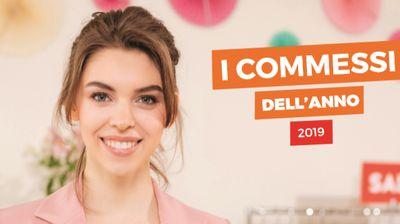 I COMMESSI DELL'ANNO 2019