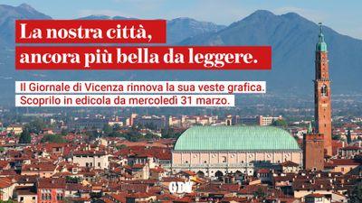 Nuova veste per Il Giornale di Vicenza e L'Arena