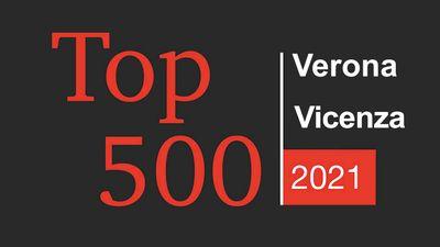 TOP500 Verona e Vicenza 2021