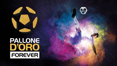 Pallone d'oro Forever 2021