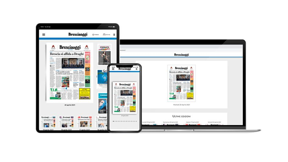 Bresciaoggi edizione digital
