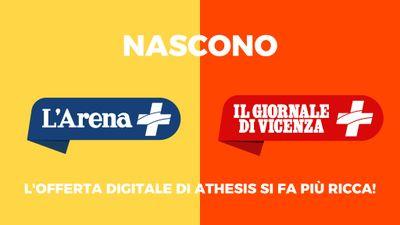 Nascono L'Arena+ e GDV+