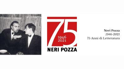 Neri Pozza,<br/>75 anni <br/>di letteratura