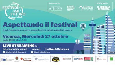 Aspettando il Festival del Futuro Vicenza